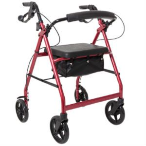 4 Wheel Mobility Wheelchair