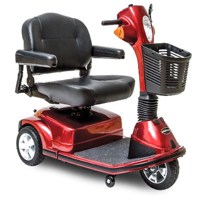 3 Wheel Bariatric ECV