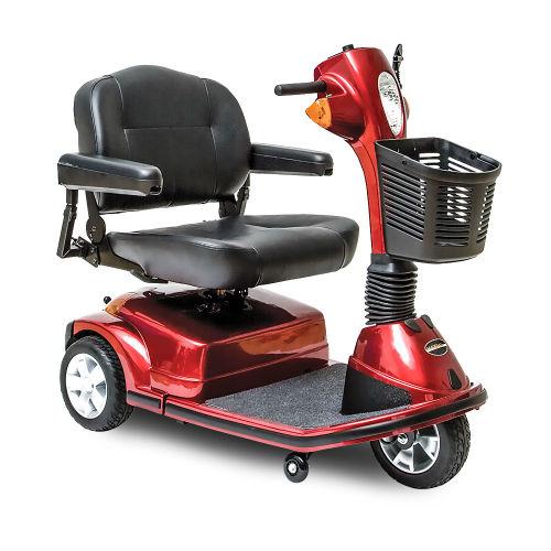 Pride Mobility-Maxima-3-Wheel-Red
