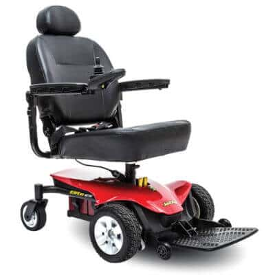Red Elite ES Powerchair