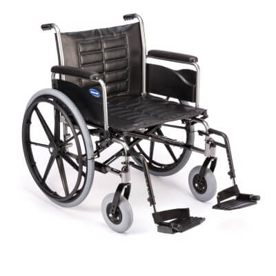 4 Wheel Heavy Duty Wheelchair